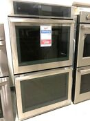 Jjw3830ds Jennair 30 Double Wall Oven Display Model