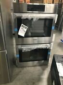 Hbl8651uc Bosch 30 Double Oven W Convection Stainless Out Of Box