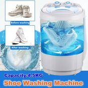 Portable Shoes Washing Machine Washer Dryer Machine For Lazy Shoes Cleaner