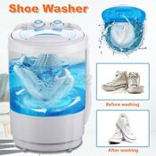 Portable Shoes Washing Machine Washer Dryer Machine Lazy Sport Shoes Cleaner