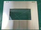 Kitchenaid Oven Microwave Combo Outer Door Panel Glass 4452315