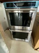 Kitchenaid 30 Kode500ess Stainless Steel Convection Double Wall Oven
