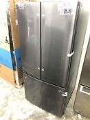 Samsung Rf220nctasg 30 Inch French Door Refrigerator With Ice Maker Black St St
