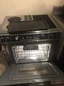 Vintage Jenn Air S120 Downdraft Range With Grill Unit