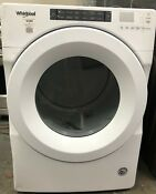 Whirlpool Wgd560lhw 27 Inch Long Vent Gas Dryer White