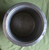 Vintage Aluminum Deep Well Stove Pot Chambers 6 75 H X 10 25 Di