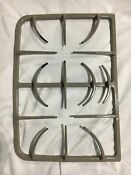 Maytag Gas Range Oven Stove Burner Grate Wp74009122 74009122 7518p195 60 Taupe