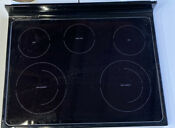 Brand New Whirlpool Black Range Oven Main Top Glass Cooktop W111034833 W11156895