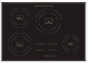 True Induction Ti 4b 30 4 Element Black Smooth Electric Cooktop New In The Box