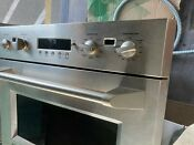Ge Monogram Pro 30 Inch Double Electric Wall Oven Mint