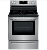 Frigidaire Lfef3054tf Stainless Steel Smooth Surface Electric Range Brand New