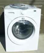 Frigidaire Affinity Front Load Washing Machine In White Local Pick Up Only