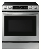 Samsung Ne63t8711sg Electric Range With Air Fry Convection Oven New In The Box