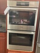 Hblp651uc Bosch 30 Double Wall Oven Display Model