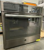 Ge Jt5000blts 30 Inch Electric Single Wall Oven