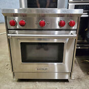 Wolf Stainless Steel Range 30 Inches