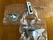 3977393 3387134 3392519 Dryer Replacement Parts For Whirlpool Kenmore Maytag
