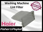 Genuine Haier Washing Machine Lint Filter Part H00330101843a