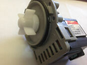 Nec Washing Machine Water Drain Pump Motor Only Nw 4001 3613220900 Twin Tub