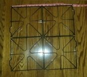 Cast Iron Gas Range Stove Burner Grate Set Of 4 Square