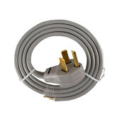 Genuine Wx09x10004 Frigidaire Washer Dryer Combo Universal Electric Power Cord
