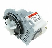 Midea Washing Machine Water Drain Pump Only B26 6ay Mqb80 700b