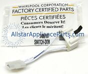 Whirlpool Kenmore Maytag Wp3406107 Genuine Oem Dryer Door Switch