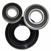 Hqrp Bearing Seal Kit For Whirlpool Duet Sport Ap3970398 Chw9900vq0 Chw9900vq1
