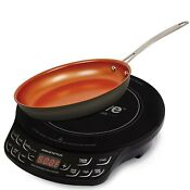 Nuwave Precision Induction Cooktop Flex With 9 Fry Pan