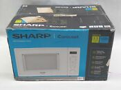 Sharp R309yw 1 1 Cu Ft Mid Size 1000 Watts White Microwave