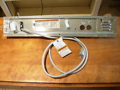 Whirlpool Front Load Washing Machine Upper Rear Access Panel 0162