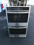 Jt5500sfss Ge 30 Built In Double Convection Wall Oven Stainless Steel