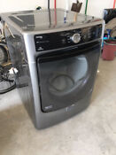 Maytag Mgd5100 Dc1 Gas Dryer Slate Color About 1 Year Old