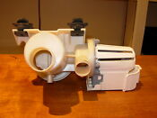Whirlpool Duet Front Load Washing Machine Drain Pump And Motor Assembly 0171