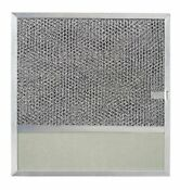 Broan Bp57 Replacement Filter With Charcoal Pad And Light Lens For Range Hood By
