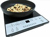 Weleyas Multifunctional Portable 1800w Powerful Induction Cooktop Countertop