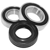 Whirlpool Cabrio Bravo Oasis Washer Tub Bearings Seal Kit Replacement W10435302