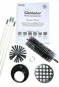 Rotary Dryer Vent Cleaning System 10 Piece Kit Gardus Household Dust Cleaners