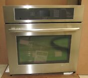 New Jenn Air 30 Single Wall Oven With Multimode Convection Local Pick Up Only