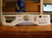 Whirlpool Front Load Washing Machine Control Panel With Circuit Board 0143