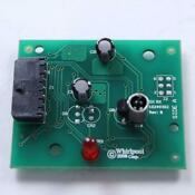 Whirlpool W10898445 Refrigerator Electronic Control Board For
