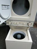 Ge Stack Washer And Dryer 24 Inch 240 Volt