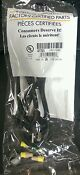 Fcp Whirlpool Power Cord 4317824 Oem New Kenmore Dishwasher Genuine