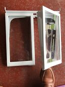 Kenmore Refrigerator Compartments Removed And Being Sold