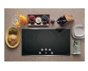 Brand New Ge Profile Pp7036sjss 36 Inch Smooth Glass Electric Cooktop Msrp 1400