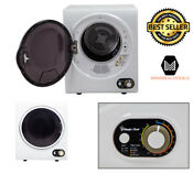 Electric Dryer Compact Small Load Laundry Machine Mountable Mini Dryer Apartment