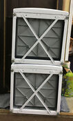 Pedestal For A Washer Or Dryer White Pedestal With Storage Drawer Set For 2