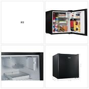 1 7 Cu Ft One Door Mini Refrigerator Compact Small Fridge Cooler Office Party