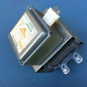 Sharp Magnetron 2m167b Replacement Parts For Microwave Oven W15