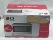 Lg Lcrt2010st 2 0 Cu Ft Full Size 1200 Watts Stainless Steel Microwave